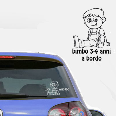 bimbo a bordo prespaziato-3m-big